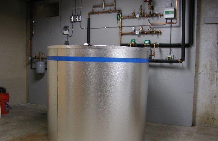 Solar Hot Water Tanks | Latitude51 Solar