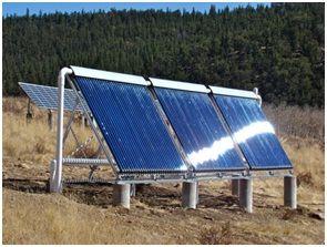 Solar Water Heaters - Solar Water Heating   Latitude51 Solar