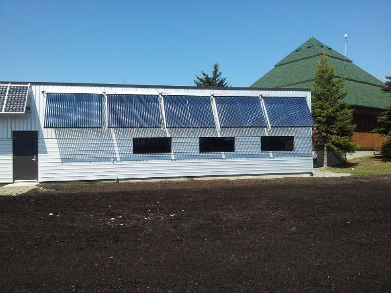 Solar Home and  Space Heating