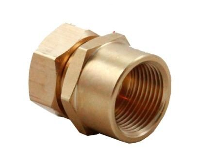 """Flex Pipe to 3/4"""" FPT Fitting"""