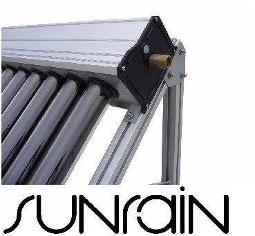 20 tube evacuated solar collectors - 20 tube solar vacuum tubes