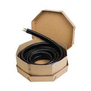 3/4 Inch Insulated Flexible Twin Solar Pipe w/Data Cable, 2x 50ft Roll
