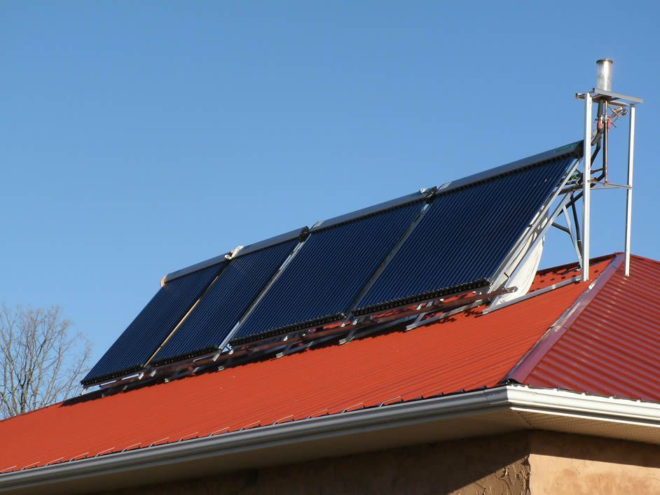 Solar Water Heating 01 - Ottawa