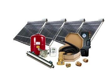 Installing a Solar Pool Heater
