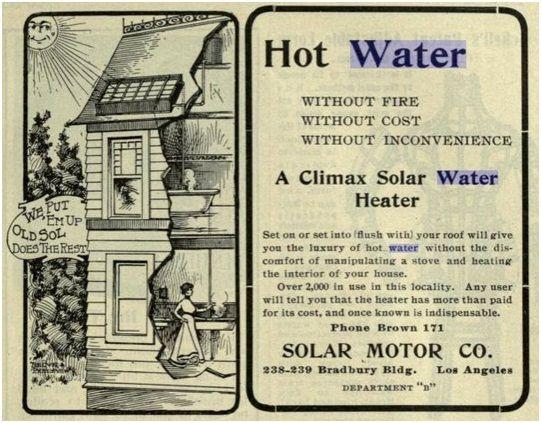 Latitude51 Solar Solar Water Heating